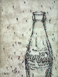 Southern Champagne by Craig Alan -  sized 30x40 inches. Available from Whitewall Galleries
